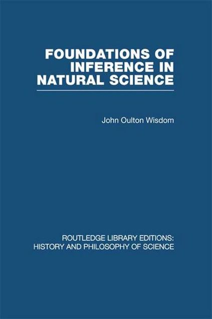Picture of Foundations of Inference in Natural Science
