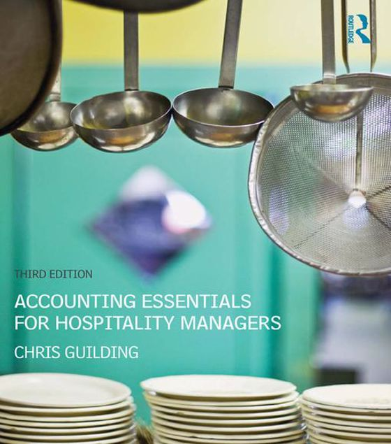 Picture of Accounting Essentials for Hospitality Managers