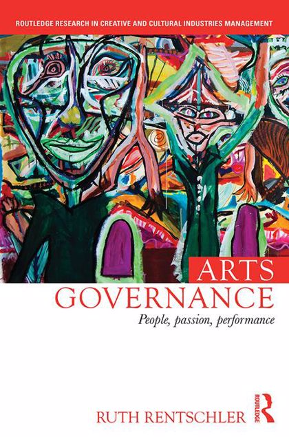 Picture of Arts Governance: People, Passion, Performance