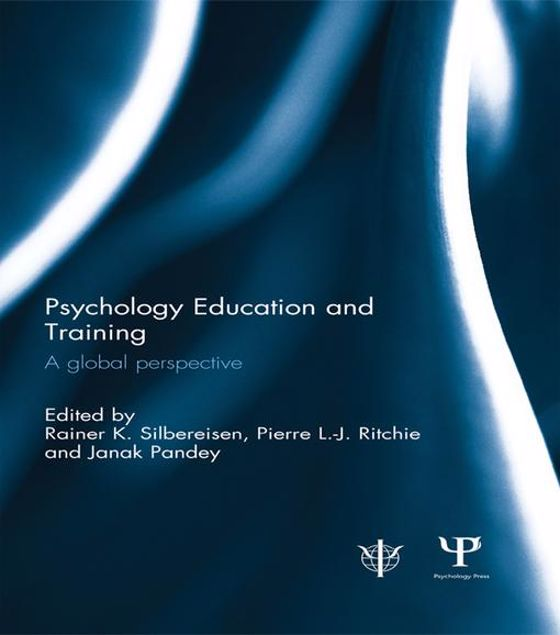 Picture of Psychology Education and Training: A global perspective