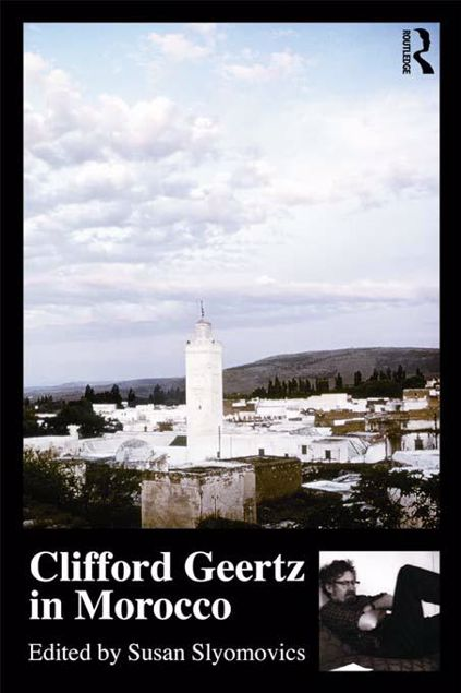 Picture of Clifford Geertz in Morocco