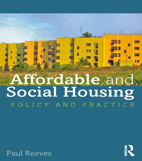 Picture of Affordable and Social Housing: Policy and Practice
