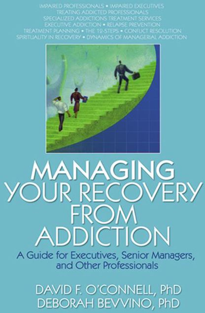 Picture of Managing Your Recovery from Addiction: A Guide for Executives, Senior Managers, and Other Professionals