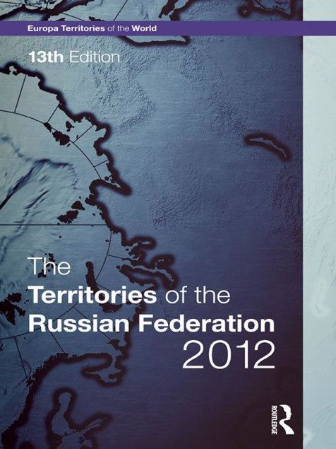 Picture of The Territories of the Russian Federation 2012