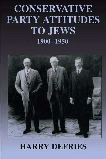 Picture of Conservative Party Attitudes to Jews 1900-1950