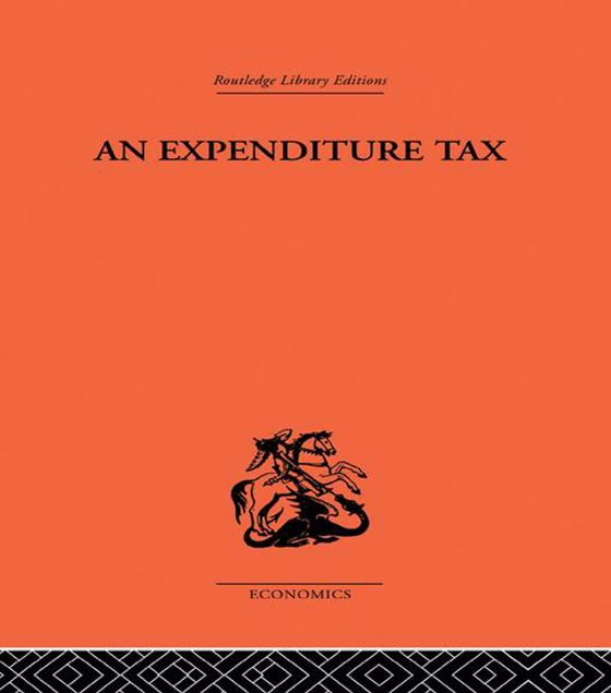 Picture of Expenditure Tax