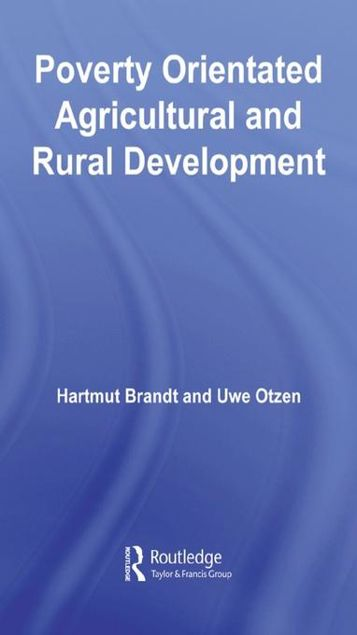 Picture of Poverty Orientated Agricultural and Rural Development