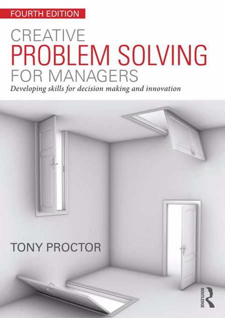 Picture of Creative Problem Solving for Managers: Developing Skills for Decision Making and Innovation