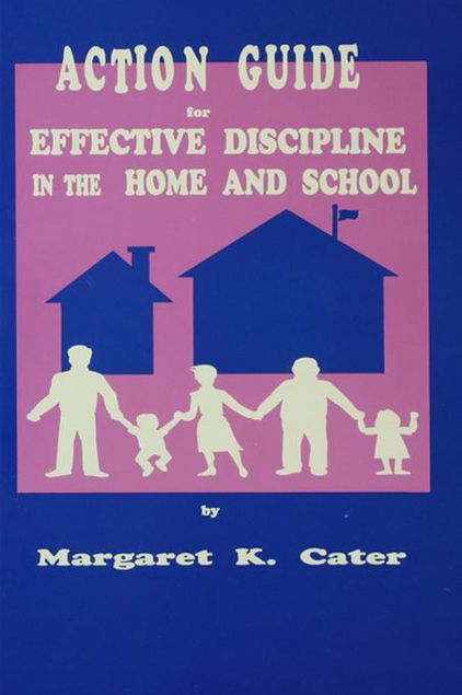 Picture of Action Guide For Effective Discipline In The Home And School