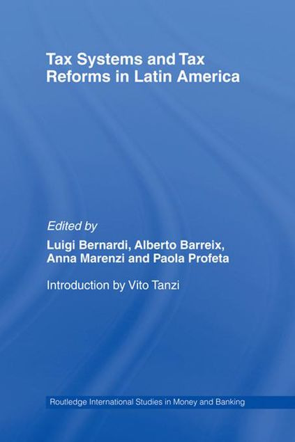 Picture of Tax Systems and Tax Reforms in Latin America