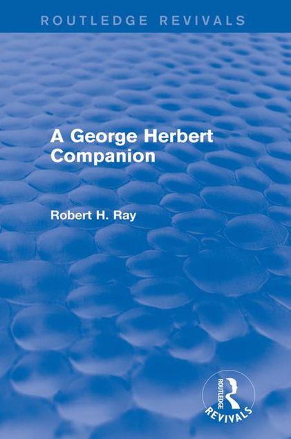 Picture of A George Herbert Companion (Routledge Revivals)