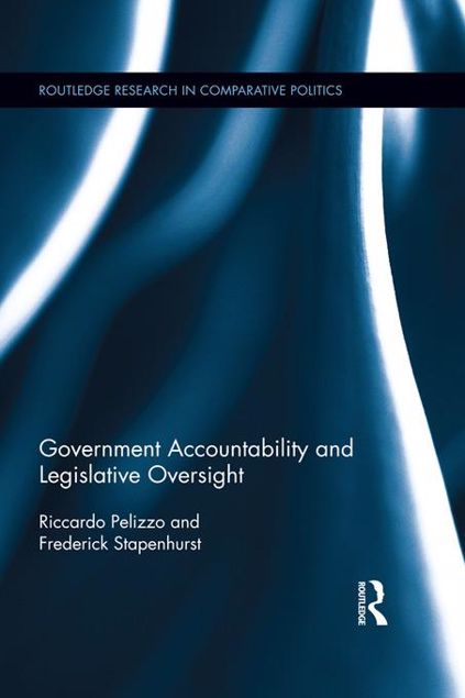 Picture of Government Accountability and Legislative Oversight