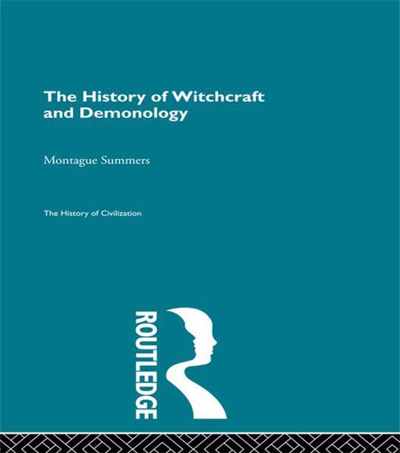 Picture of The History of Witchcraft and Demonology