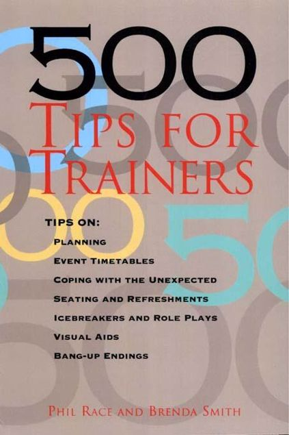 Picture of 500 Tips for Trainers