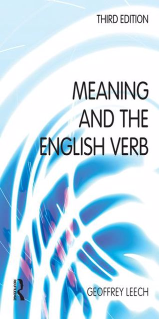 Picture of Meaning and the English Verb