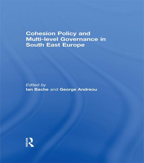 Picture of Cohesion Policy & Multi-Level Gover