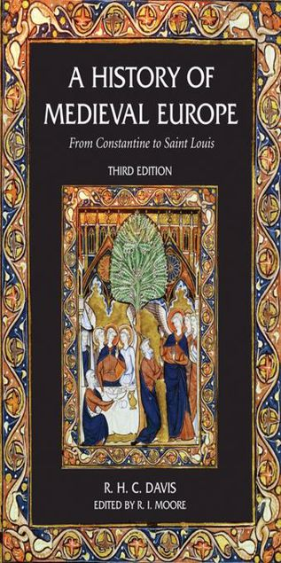 Picture of A History of Medieval Europe: From Constantine to Saint Louis