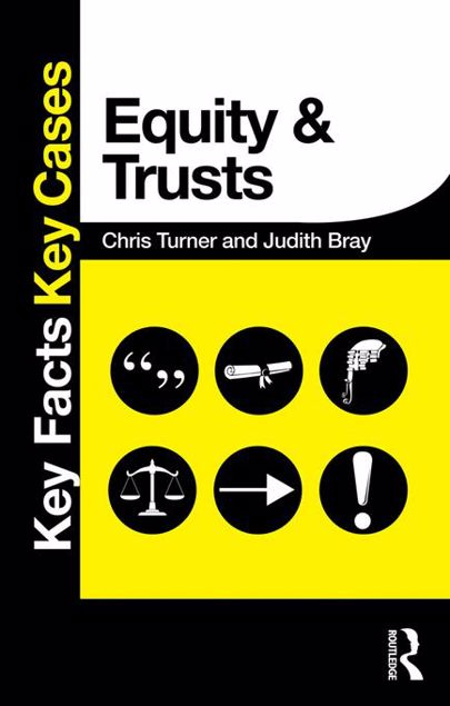 Picture of Equity and Trusts