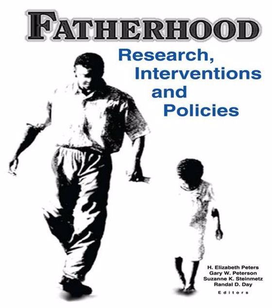 Picture of Fatherhood: Research, Interventions, and Policies