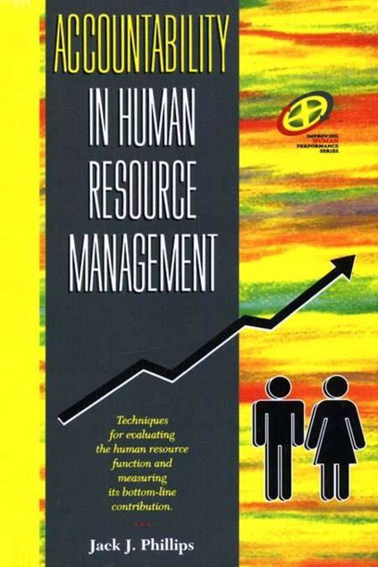 Picture of Accountability in Human Resource Management