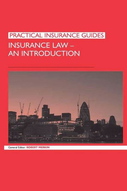 Picture of Insurance Law: An Introduction