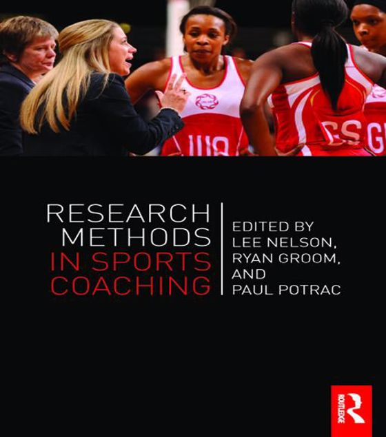 Picture of Research Methods in Sports Coaching