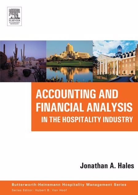 Picture of Accounting and Financial Analysis in the Hospitality Industry
