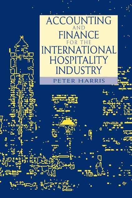 Picture of Accounting and Finance for the International Hospitality Industry