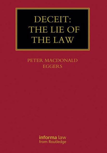 Picture of Deceit: The Lie of the Law