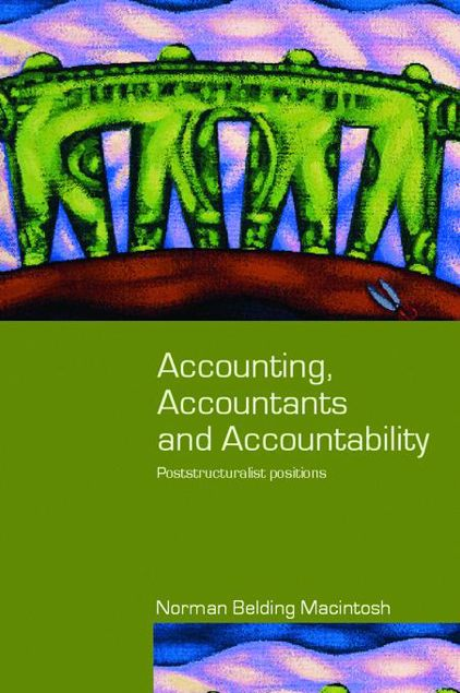 Picture of Accounting Accountants and Accountability