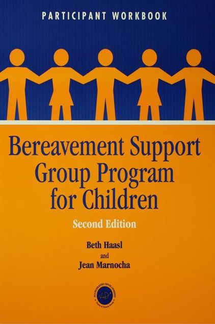 Picture of Bereavement Support Group Program for Children: Participant Workbook