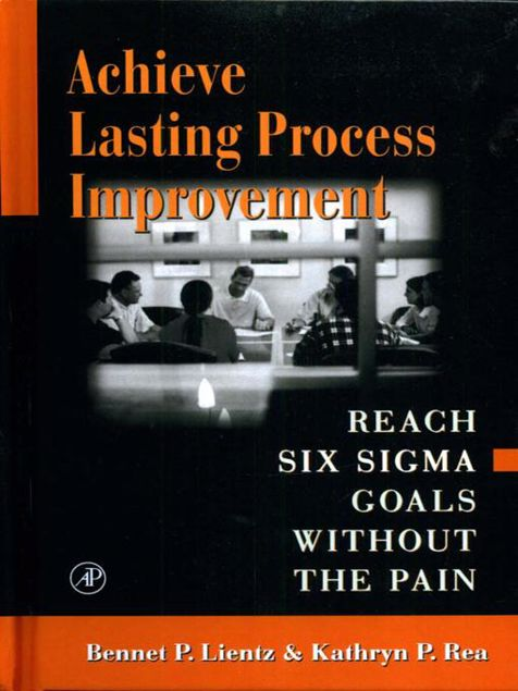 Picture of Achieve Lasting Process Improvement