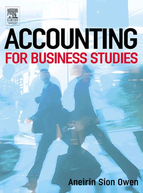 Picture of Accounting for Business Studies