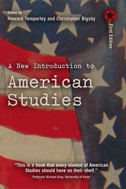 Picture of A New Introduction to American Studies