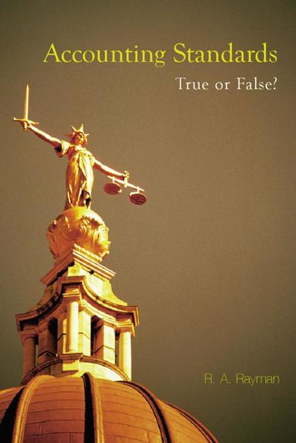 Picture of Accounting Standards: True or False?