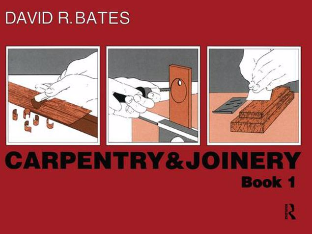Picture of Carpentry and Joinery Book 1