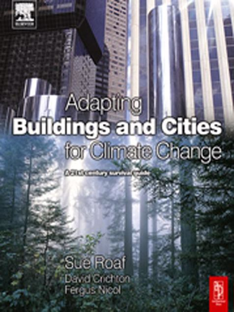 Picture of Adapting Buildings and Cities for Climate Change