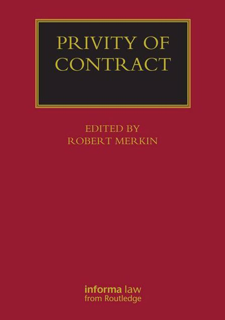Picture of Privity of Contract: The Impact of the Contracts (Right of Third Parties) Act 1999