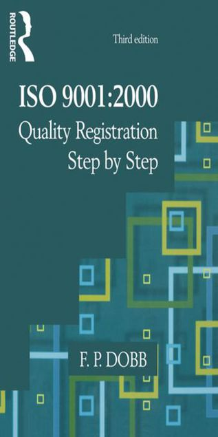 Picture of ISO 9001:2000 Quality Registration Step-by-Step