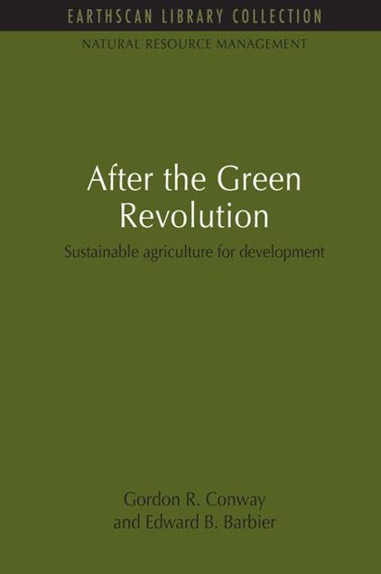 Picture of After the Green Revolution: Sustainable Agriculture for Development