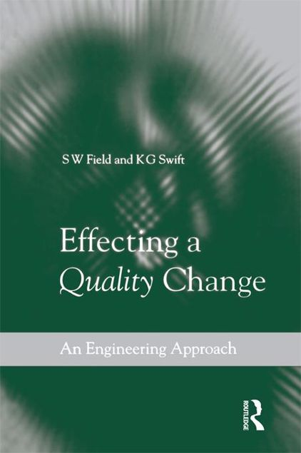 Picture of Effecting a Quality Change