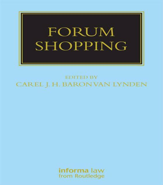 Picture of Forum Shopping