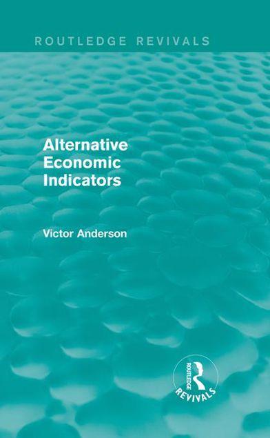 Picture of Alternative Economic Indicators