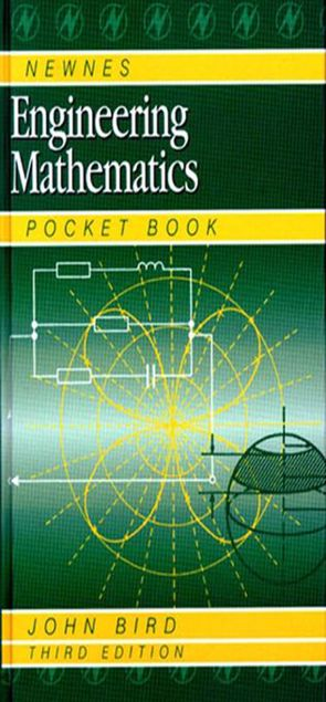 Picture of Newnes Engineering Mathematics Pocket Book