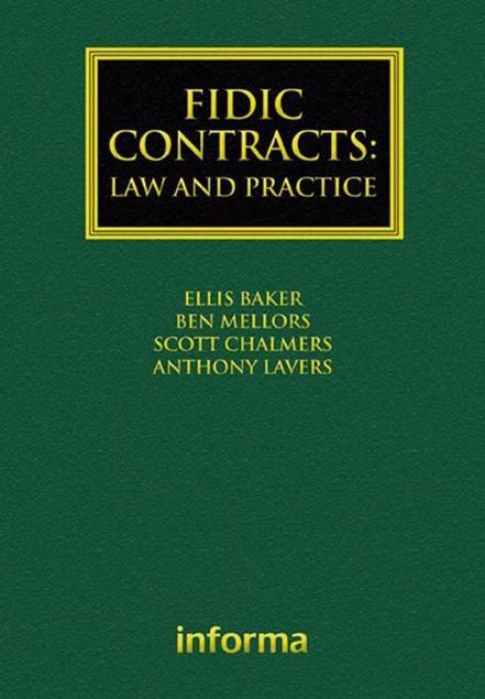 Picture of FIDIC Contracts: Law and Practice