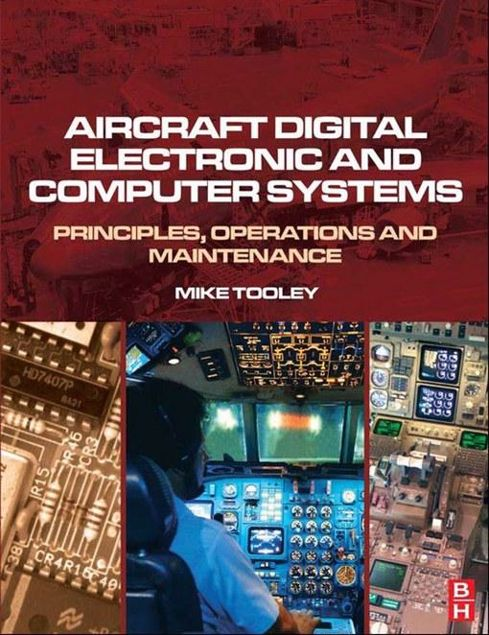 Picture of Aircraft Digital Electronic and Computer Systems