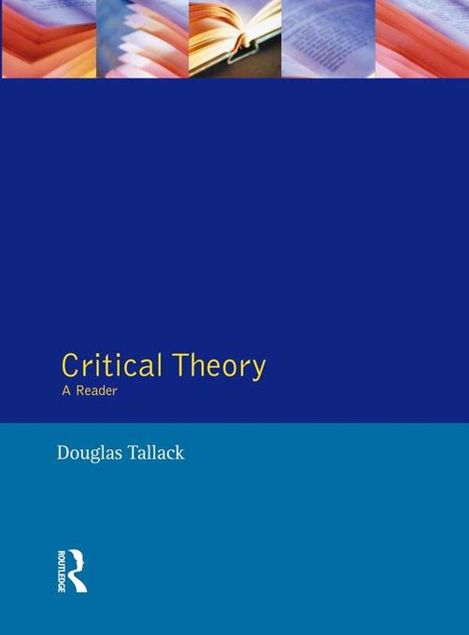 Picture of Critical Theory: A Reader