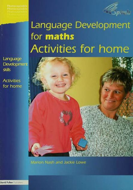 Picture of Language Development for Maths: Activities for Home