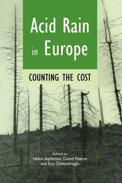 Picture of Acid Rain in Europe: Counting the cost