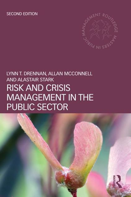 Picture of Risk and Crisis Management in the Public Sector